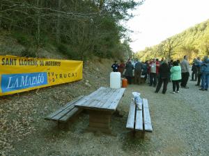 Valoració Caminada per la Marató
