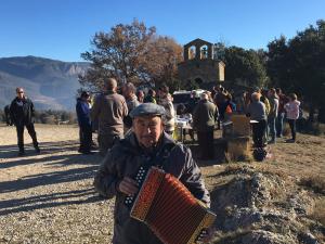 Recaptació de la caminada per la Marató de TV3