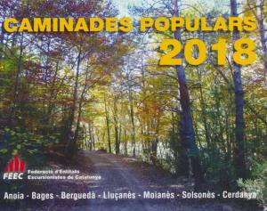 Calendari de Caminades Populars 2018